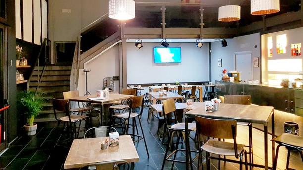 La Brasserie di Greco La sala