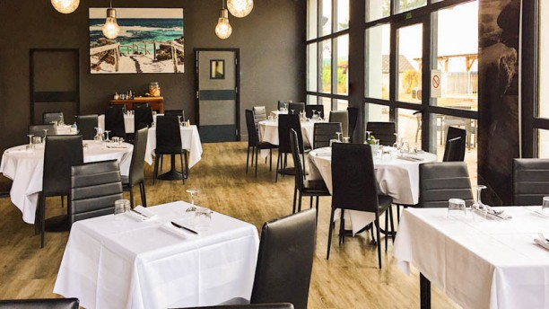 Côté Mer Salle du restaurant