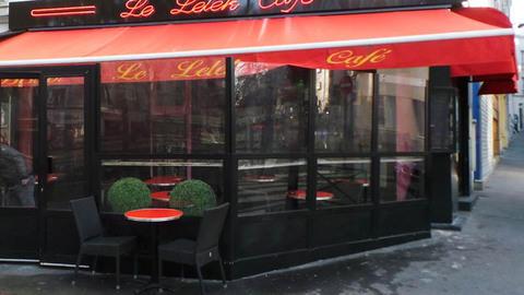 Le Lelek café, Paris