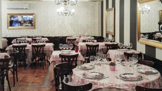 Vista sala - Vivaldi, Aranjuez