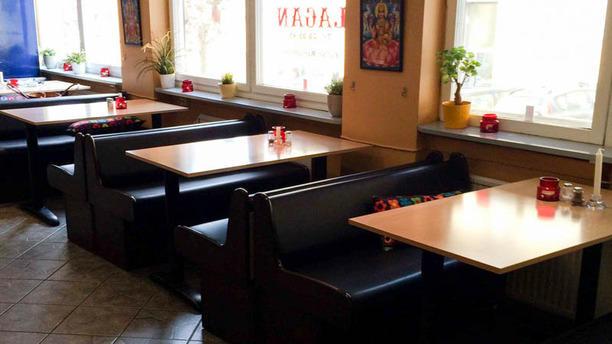 Lagan Sundbyberg Dining room view