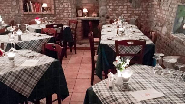 Trattoria La Colonna sala