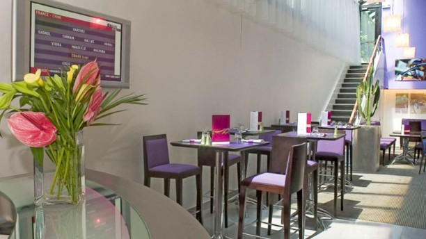 Novotel café - Hôtel Novotel Salle du restaurant