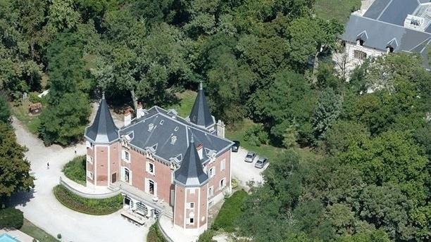 De la Cave au Grenier - Château de Garrevaques Vue aérienne