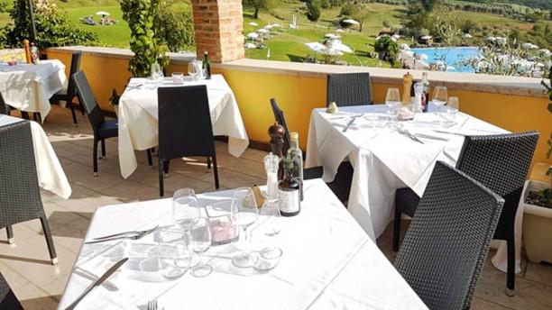 Ristorante Villa Cariola In Caprino Veronese Restaurant