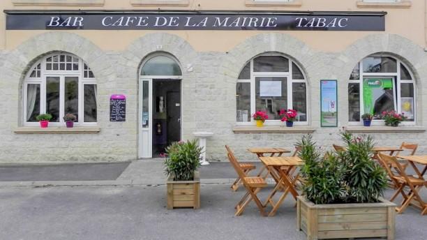 """Café de la Mairie L""""enseigne"""