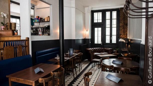 restaurante caf lumi re en paris men opiniones. Black Bedroom Furniture Sets. Home Design Ideas