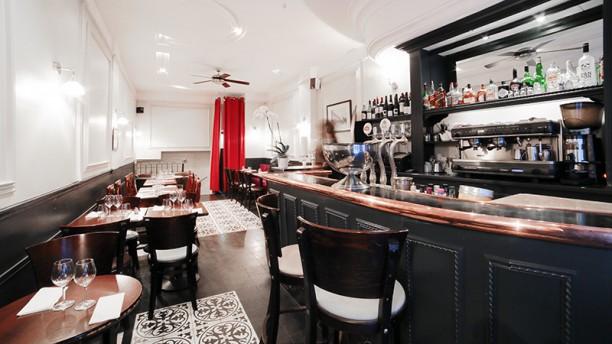 Le Cosy Salle du restaurant
