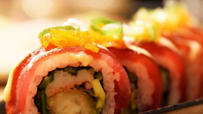 suggestie van de chef - Mo-Jo Japanese Kitchen, Amsterdam