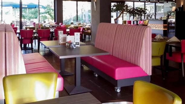 Brasserie Guldenberg Het restaurant