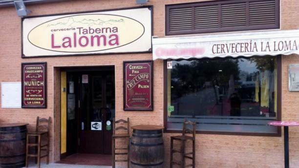 Taberna Laloma Exterior
