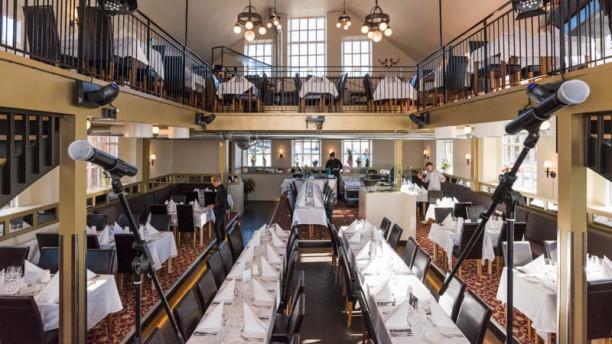 Kapellet Restaurangens rum