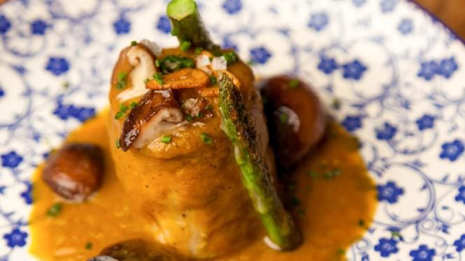 Sugerencia del chef - Bache Sevilla, Sevilla
