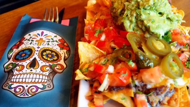 Tequila Cantina Mexicana - Aragó plato