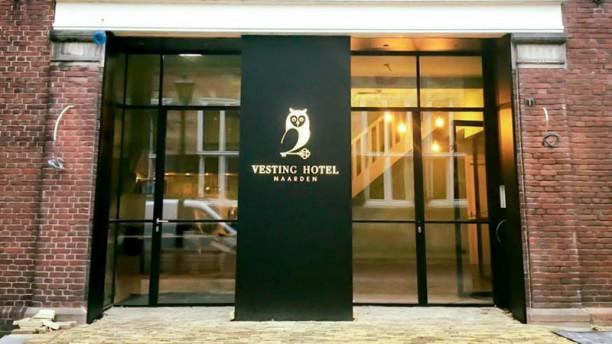 Vesting Restaurant Ingang