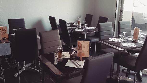 Bay Baie Salle du restaurant