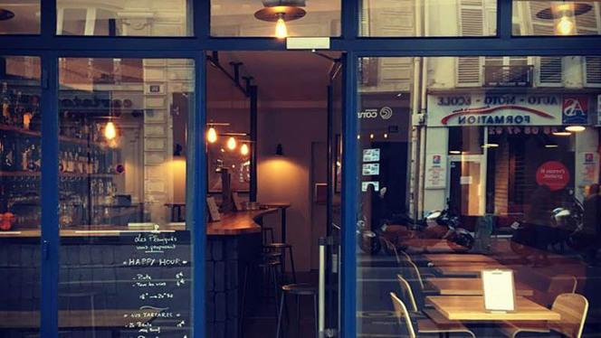 Les Planqués - Restaurant - Paris
