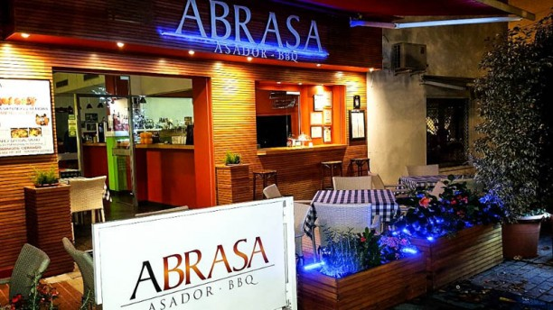 Abrasa BBQ SteakHouse Entrada