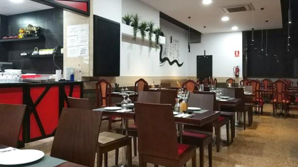 Asuka Sala del restaurante