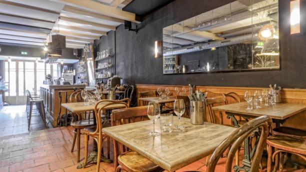 Le Tire Bouchon Salle du restaurant