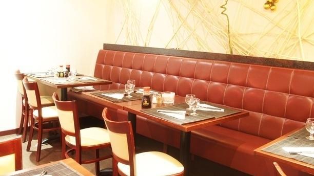 Wasabi Banquettes