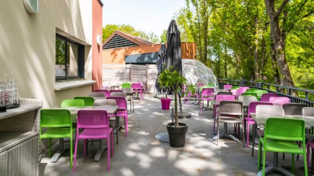 Saintonge Grill Terrasse
