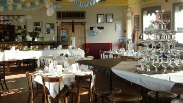 Cantine Café Restaurant Vue de la salle