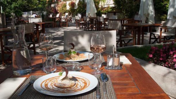 Restaurant la table de pauline villa borghese gr oux les bains 04800 menu avis prix et - Restaurant la table des delices grignan ...