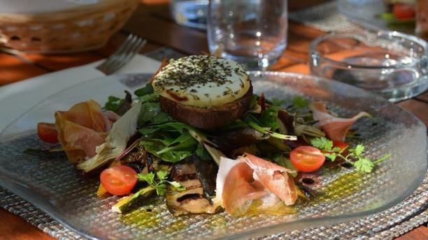 Restaurant la table de pauline villa borghese gr oux les bains avis menu et prix for Restaurant la table de francois troyes