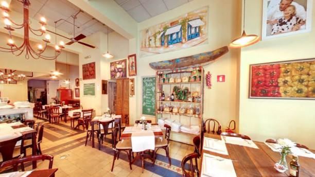 La Pasta Gialla - Itaim Bibi Vista da sala
