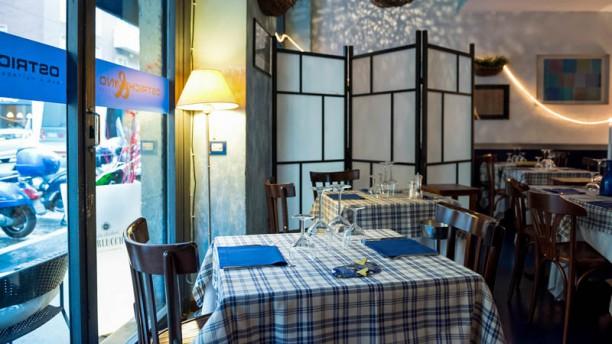 Ostriche & Vino (Navigli) Sala del ristorante