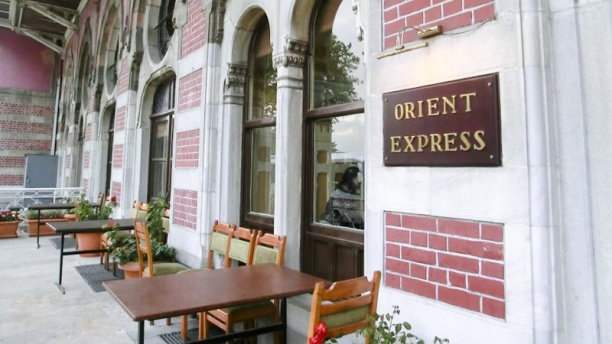 Orient Express Terrace