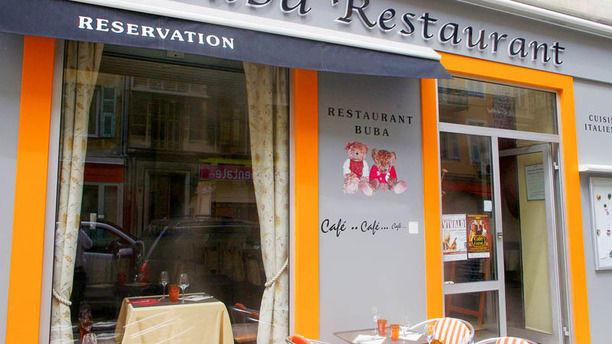Restaurant Buba exterieur