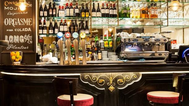 La Confidente Restaurant Paris