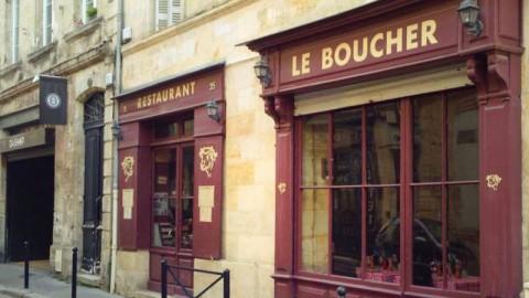 Le Boucher, Bordeaux