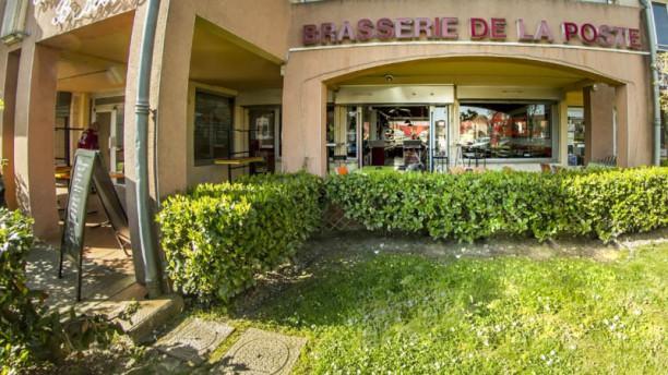 Brasserie de la Poste extérieur