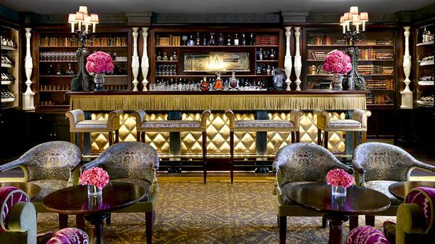 Lobby Bar Vue de la salle