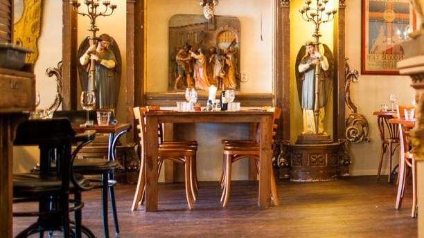 De Biechtstoel Restaurantzaal