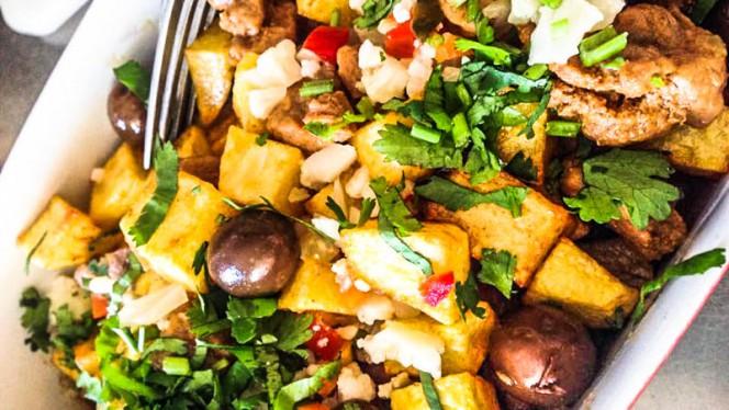 sugestão do chef - Varanda da Guia, Cascais