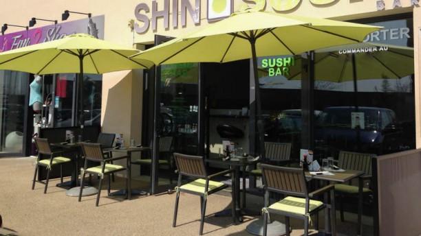 Shin Sushi Bar Terrasse