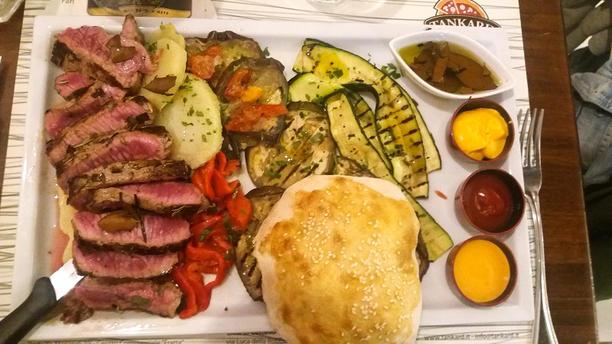 Tankard Pizza & Food Castello Piatto