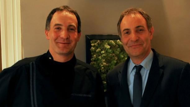 Le Mazerand - Jacques Mazerand chefs