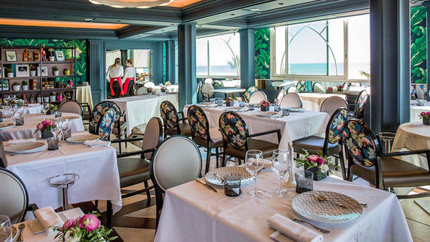 L'Horizon Salle de restaurant
