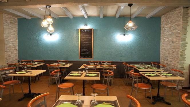 Les Gourmands de Saint-Just - Restaurant - Lyon