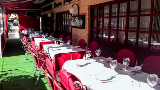 Casa Pepe In Alicante Restaurant Reviews Menu And Prices
