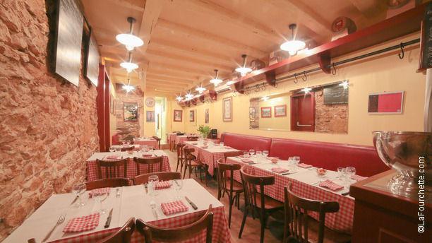La hugonni re restaurant 13 rue neuve 69001 lyon for 9 rue du jardin des plantes 69001 lyon