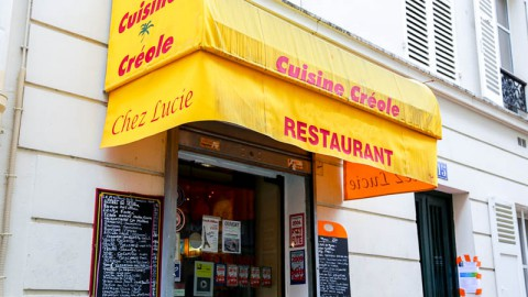 Chez Lucie, Paris