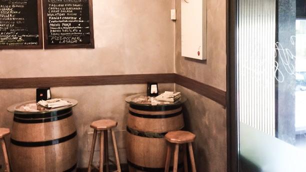Wine Bar 80 L ambiente