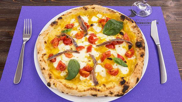 Luna e Pomodoro La pizza