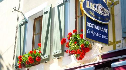 restaurant - Le Rendez-Vous - Aigues-Vives